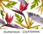 hi quality fashion design.... | Shutterstock . vector #1319709494