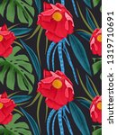 hi quality fashion design.... | Shutterstock . vector #1319710691