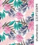 hi quality fashion design.... | Shutterstock . vector #1319710694