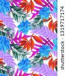 hi quality fashion design.... | Shutterstock . vector #1319717174