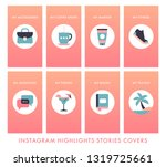 the great beautiful icons for... | Shutterstock .eps vector #1319725661