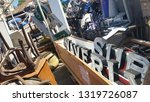 los angeles  california united... | Shutterstock . vector #1319726087