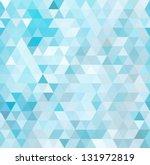 blue texture  seamless | Shutterstock .eps vector #131972819