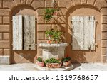detail of the building... | Shutterstock . vector #1319768657