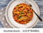 Classic Mediterranean Dish Okr...