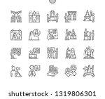 international day for monuments ... | Shutterstock .eps vector #1319806301
