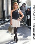 aliona vilani arriving for the...   Shutterstock . vector #131990261