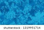 halftone grunge vector pop art... | Shutterstock .eps vector #1319951714