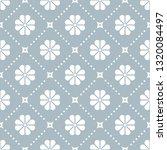 flower geometric pattern.... | Shutterstock . vector #1320084497