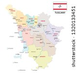 tuscany administrative and... | Shutterstock .eps vector #1320133451
