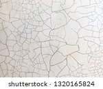 old dirty white wall with... | Shutterstock . vector #1320165824