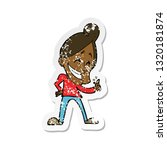 retro distressed sticker of a...   Shutterstock .eps vector #1320181874