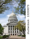 The State Capitol Building Of...