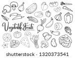 frame border background of... | Shutterstock .eps vector #1320373541
