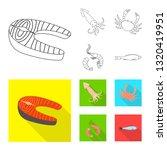 vector illustration of fresh ... | Shutterstock .eps vector #1320419951