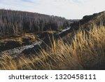 autumn mountain river stream...   Shutterstock . vector #1320458111