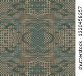 ornate patchwork pattern.... | Shutterstock .eps vector #1320458357