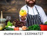 first step cooking dish pick...   Shutterstock . vector #1320466727