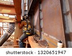 wide angle pic of maintenance... | Shutterstock . vector #1320651947