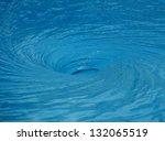 Blue Swirling Background...