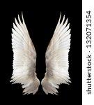 Internal White Wing Plumage....