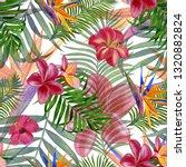 handmade watercolour painting.... | Shutterstock . vector #1320882824