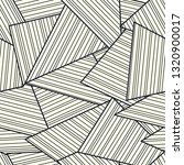 geometric tiles with parallel... | Shutterstock .eps vector #1320900017