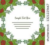 vector illustration your sample ... | Shutterstock .eps vector #1321225667