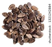 a heap of quality seeds of... | Shutterstock . vector #1321242884