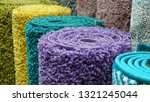 carpets variety selection... | Shutterstock . vector #1321245044