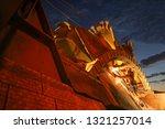 industrial rope access welder... | Shutterstock . vector #1321257014
