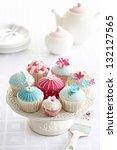 cupcakes | Shutterstock . vector #132127565