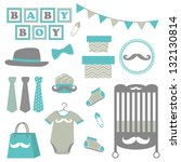 Little Man Baby Shower Related...
