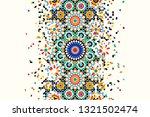 morocco disintegration template ... | Shutterstock .eps vector #1321502474
