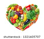 Heart Shape By Various...