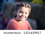 smiling to sunshine. enjoying... | Shutterstock . vector #1321639817