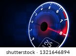 speed motion background with...   Shutterstock .eps vector #1321646894