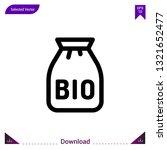bio icon vector . best modern ...