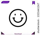 smile icon vector . best modern ...