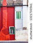 Colorful Houses Line Streets Burano - Fine Art prints