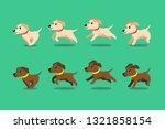 vector cartoon character... | Shutterstock .eps vector #1321858154