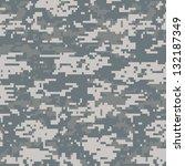 Digital Camouflage Seamless...