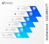 infographic design template....   Shutterstock .eps vector #1321883177