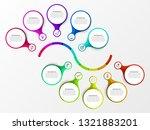 infographic design template....   Shutterstock .eps vector #1321883201
