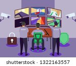 digital shopping  security ...