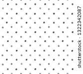polka dot seamless pattern.... | Shutterstock .eps vector #1322342087