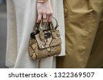 milan  italy   february 23 ...   Shutterstock . vector #1322369507