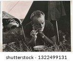 the czechoslovak socialist... | Shutterstock . vector #1322499131