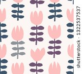 seamless repeating pattern with ... | Shutterstock .eps vector #1322537537