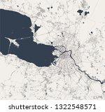 vector map saint petersburg ... | Shutterstock .eps vector #1322548571